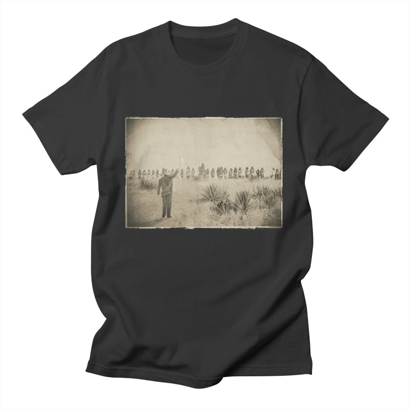 White Flag Men's T-Shirt by A Ghost In Every Room