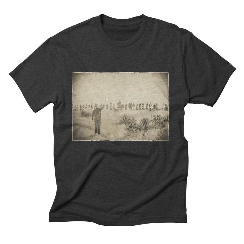 White Flag Men's Triblend T-shirt by A Ghost In Every Room