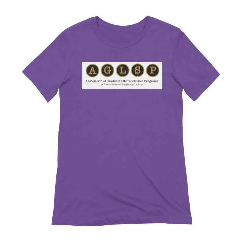 AGLSP New Logo, 2019 Women's Extra Soft T-Shirt by AGLSP's Swag Shoppe