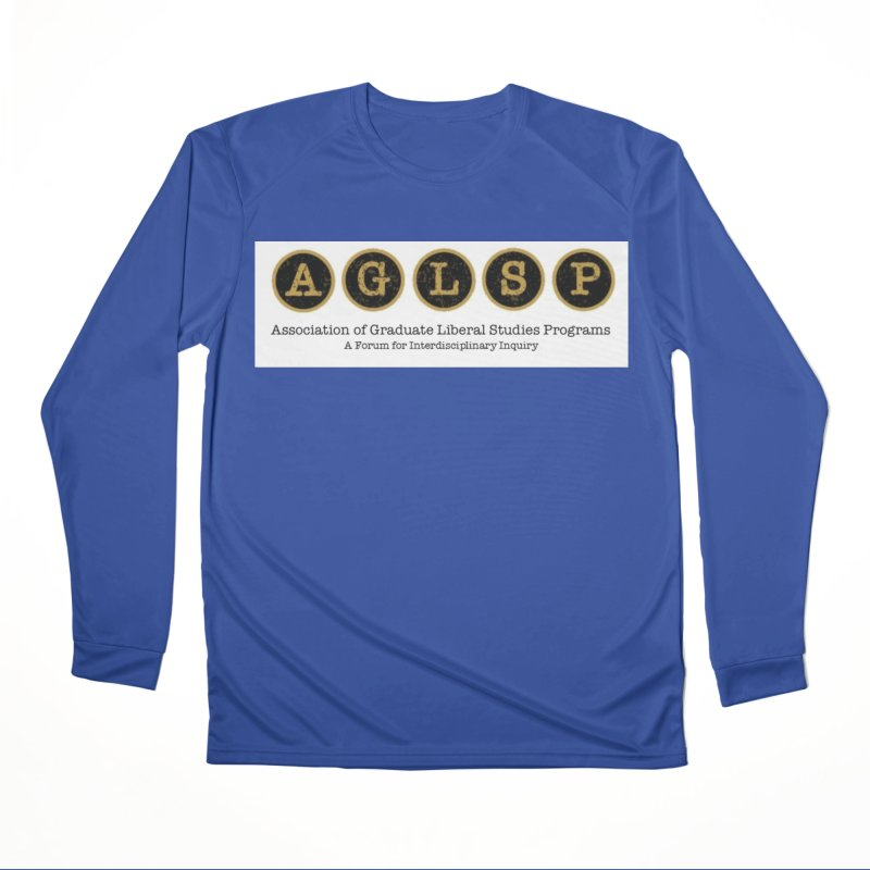 AGLSP New Logo, 2019 Men's Performance Longsleeve T-Shirt by AGLSP's Swag Shoppe