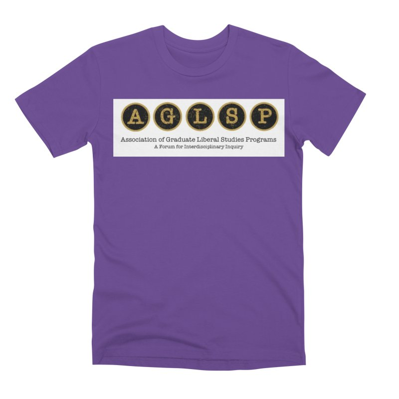 AGLSP New Logo, 2019 Men's Premium T-Shirt by AGLSP's Swag Shoppe