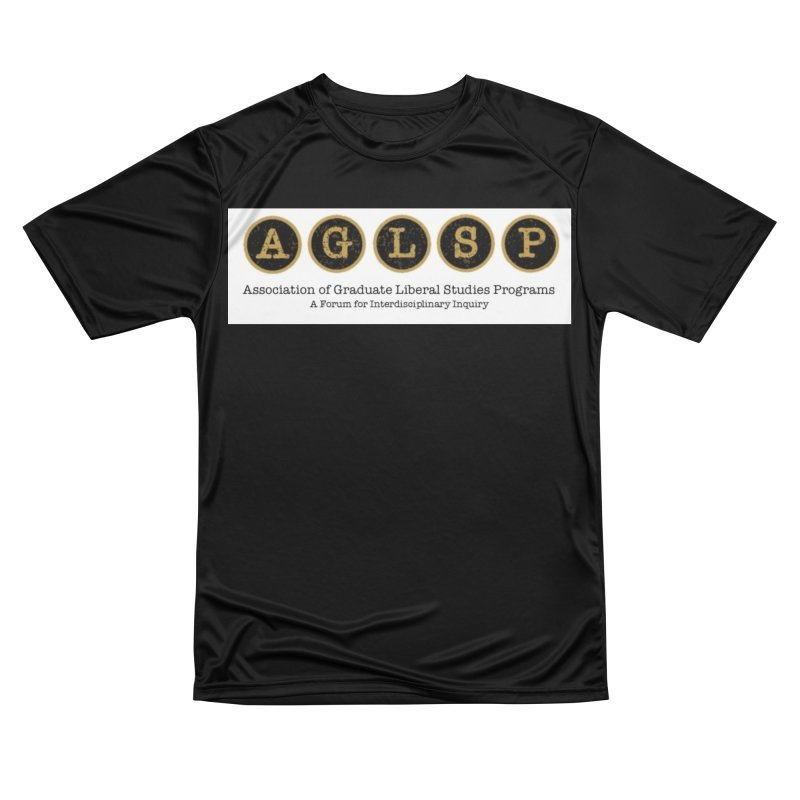 AGLSP New Logo, 2019 Men's Performance T-Shirt by AGLSP's Swag Shoppe