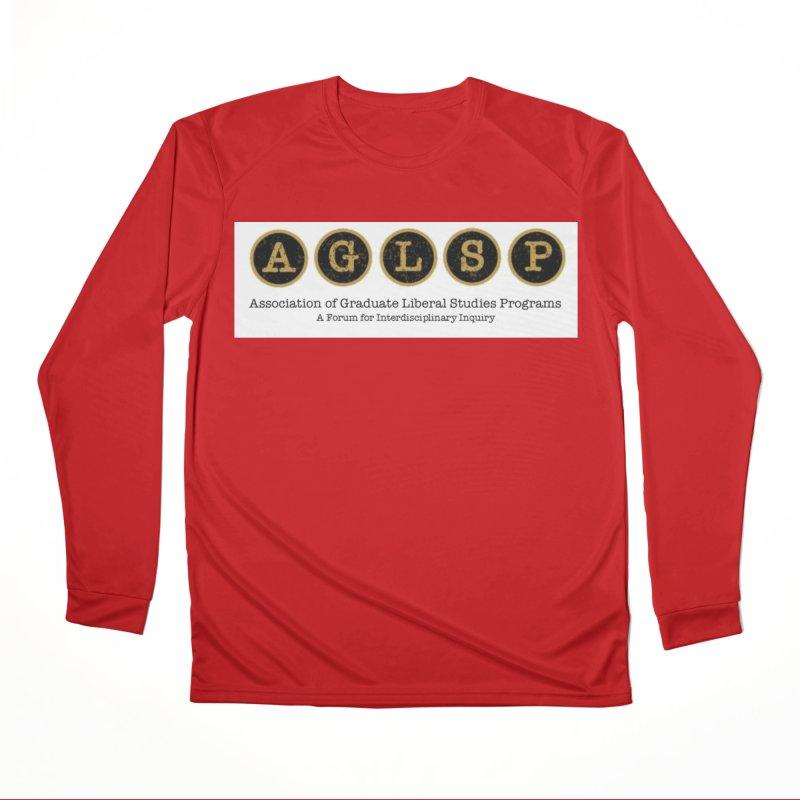 AGLSP New Logo, 2019 Women's Performance Unisex Longsleeve T-Shirt by AGLSP's Swag Shoppe