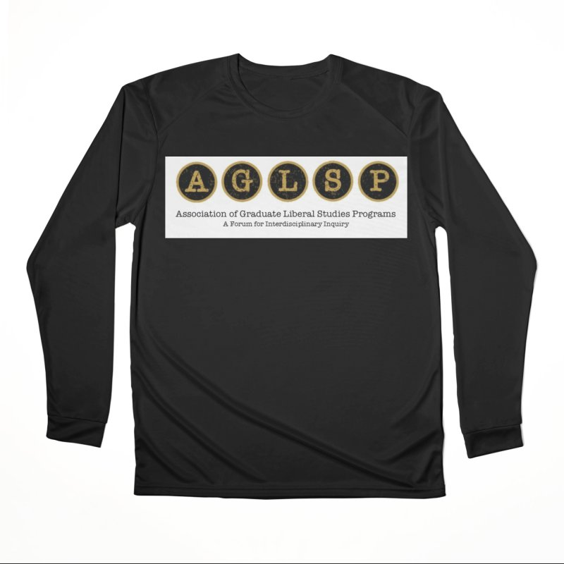AGLSP New Logo, 2019 Women's Performance Unisex Longsleeve T-Shirt by AGLSP's Swag Shoppe