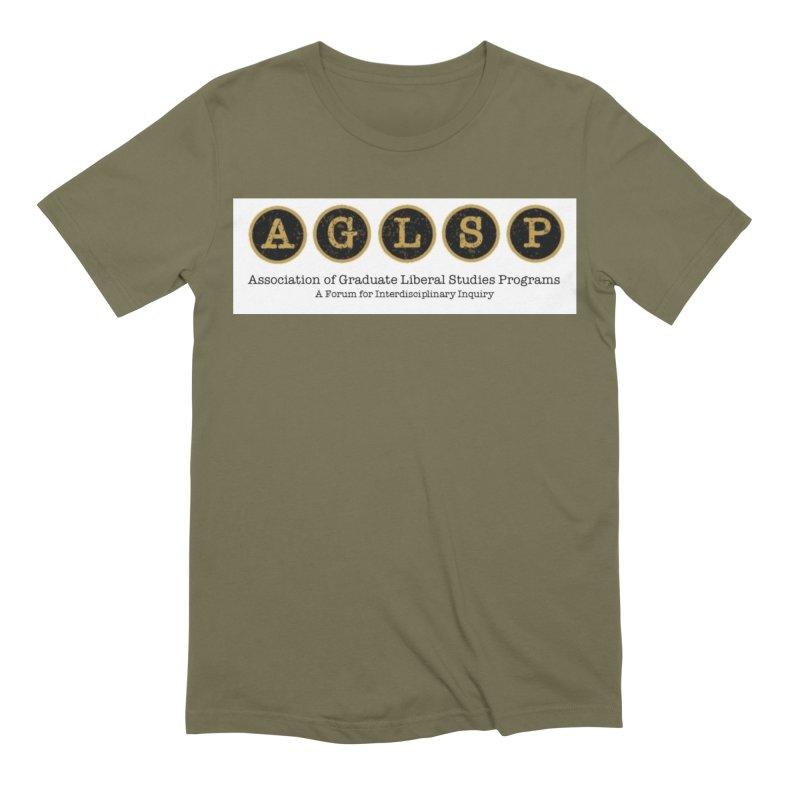 AGLSP New Logo, 2019 Men's Extra Soft T-Shirt by AGLSP's Swag Shoppe