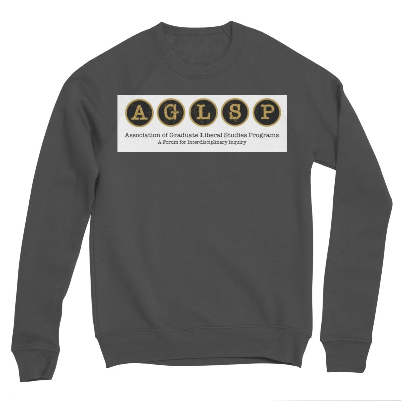 AGLSP New Logo, 2019 Men's Sponge Fleece Sweatshirt by AGLSP's Swag Shoppe