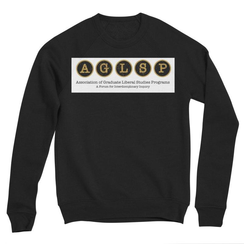 AGLSP New Logo, 2019 Women's Sponge Fleece Sweatshirt by AGLSP's Swag Shoppe