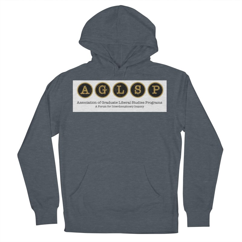 AGLSP New Logo, 2019 Women's French Terry Pullover Hoody by AGLSP's Swag Shoppe
