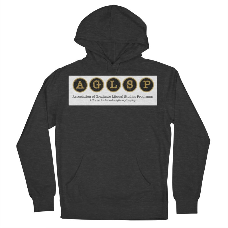 AGLSP New Logo, 2019 Men's French Terry Pullover Hoody by AGLSP's Swag Shoppe