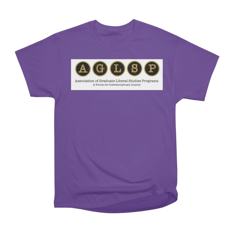 AGLSP New Logo, 2019 Women's Heavyweight Unisex T-Shirt by AGLSP's Swag Shoppe