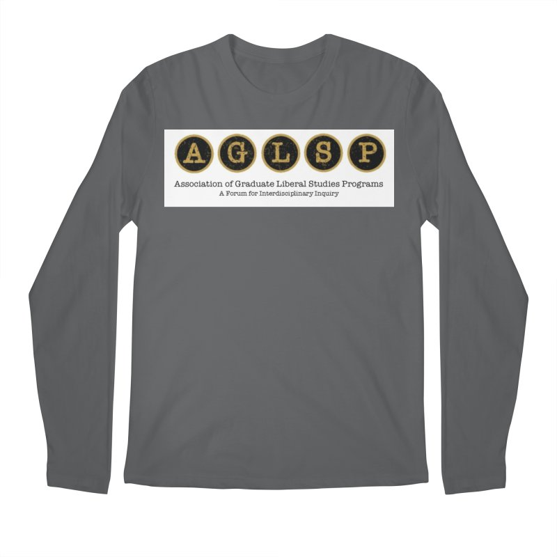 AGLSP New Logo, 2019 Men's Longsleeve T-Shirt by AGLSP's Swag Shoppe
