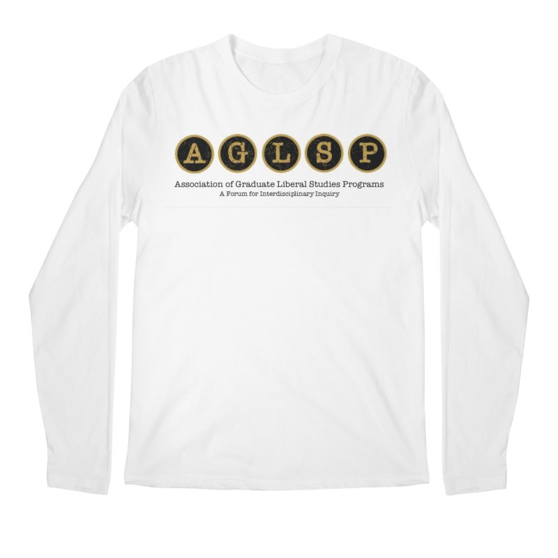 AGLSP New Logo, 2019 Men's Regular Longsleeve T-Shirt by AGLSP's Swag Shoppe