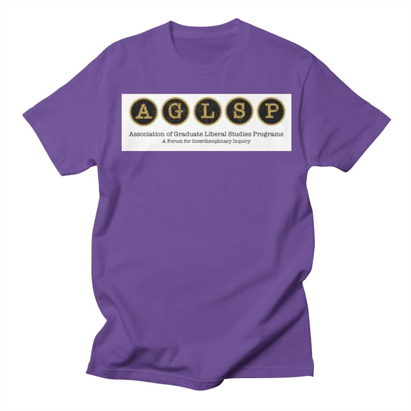 AGLSP New Logo, 2019 Women's Regular Unisex T-Shirt by AGLSP's Swag Shoppe