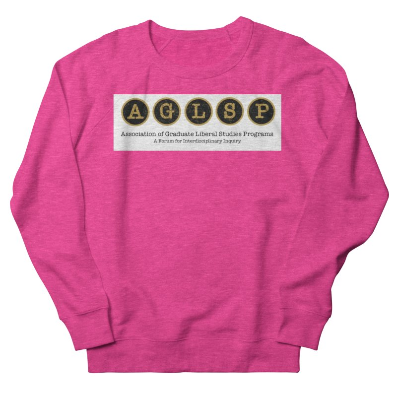AGLSP New Logo, 2019 Women's French Terry Sweatshirt by AGLSP's Swag Shoppe