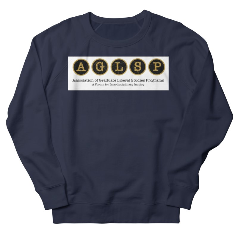 AGLSP New Logo, 2019 Men's French Terry Sweatshirt by AGLSP's Swag Shoppe