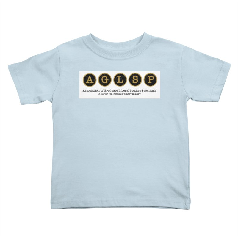 AGLSP New Logo, 2019 Kids Toddler T-Shirt by AGLSP's Swag Shoppe