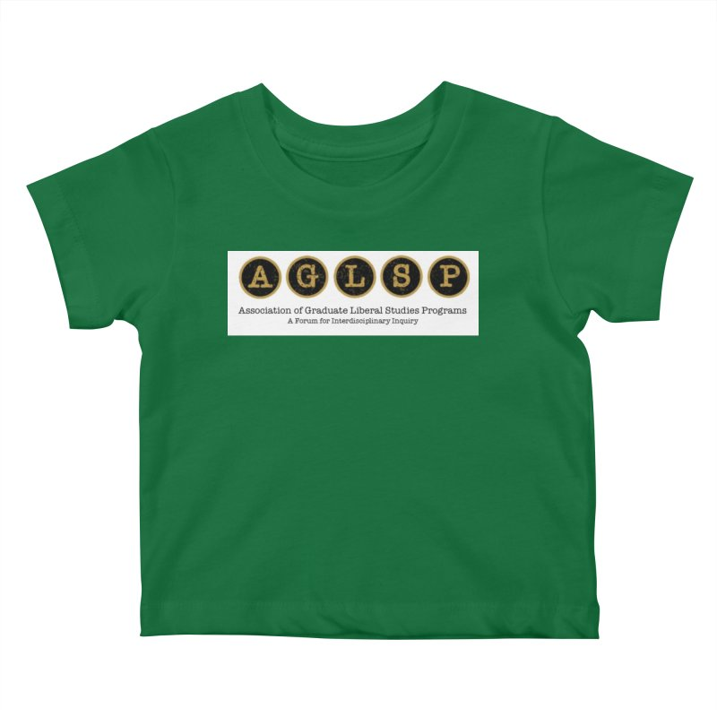 AGLSP New Logo, 2019 Kids Baby T-Shirt by AGLSP's Swag Shoppe