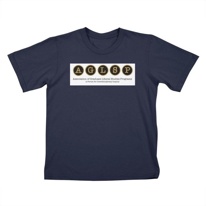 AGLSP New Logo, 2019 Kids T-Shirt by AGLSP's Swag Shoppe
