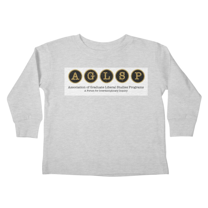 AGLSP New Logo, 2019 Kids Toddler Longsleeve T-Shirt by AGLSP's Swag Shoppe