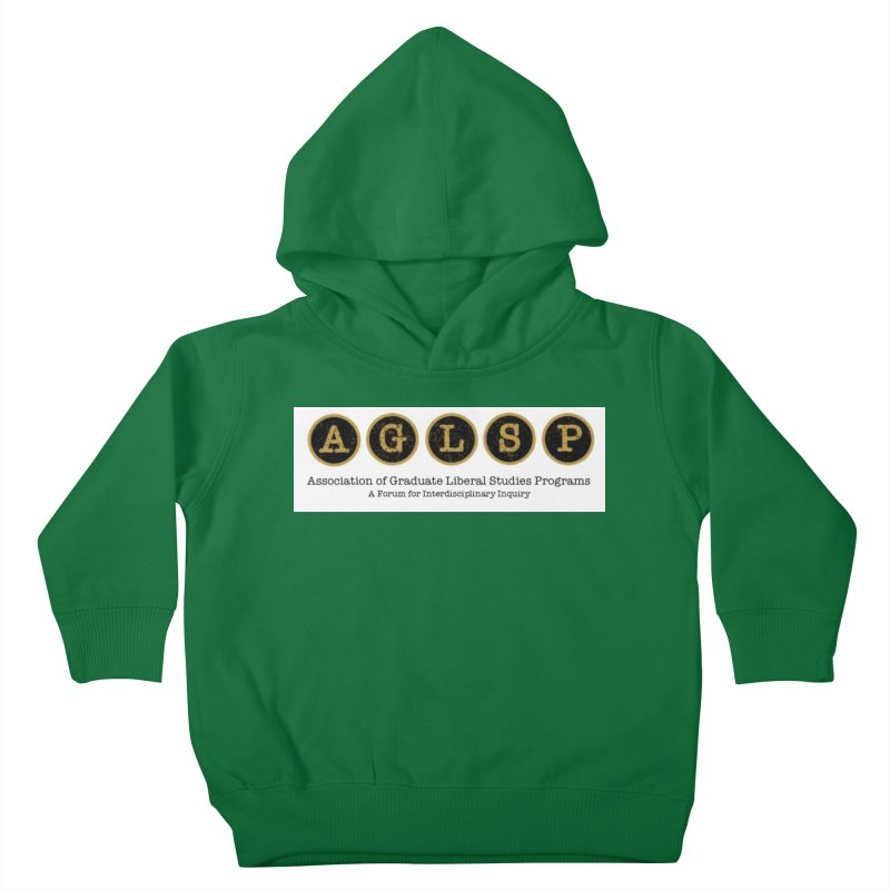 AGLSP New Logo, 2019 Kids Toddler Pullover Hoody by AGLSP's Swag Shoppe