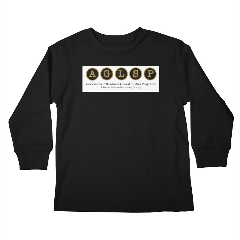 AGLSP New Logo, 2019 Kids Longsleeve T-Shirt by AGLSP's Swag Shoppe