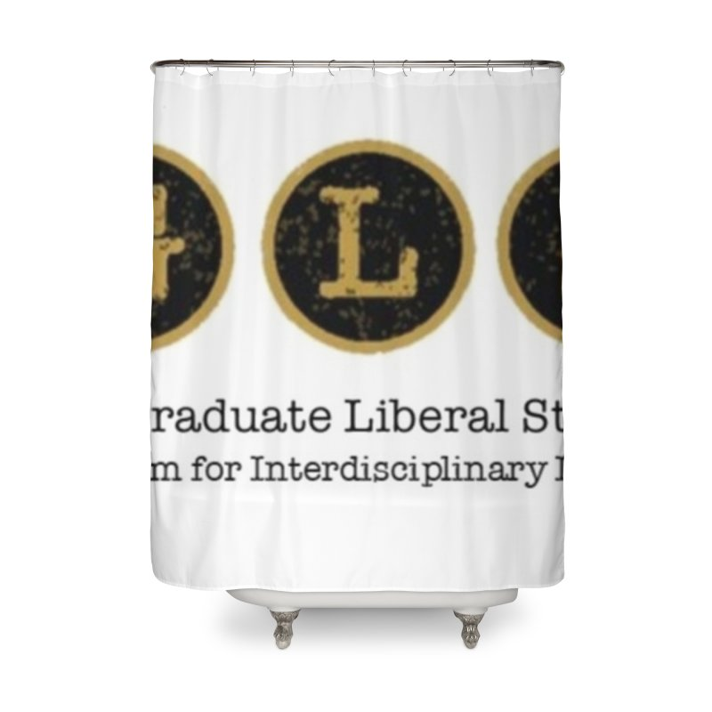 AGLSP New Logo, 2019 Home Shower Curtain by AGLSP's Swag Shoppe