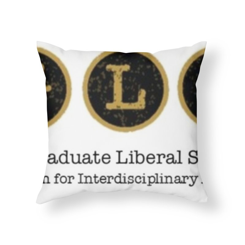 AGLSP New Logo, 2019 Home Throw Pillow by AGLSP's Swag Shoppe