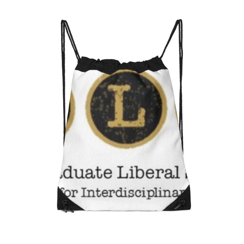 AGLSP New Logo, 2019 Accessories Drawstring Bag Bag by AGLSP's Swag Shoppe