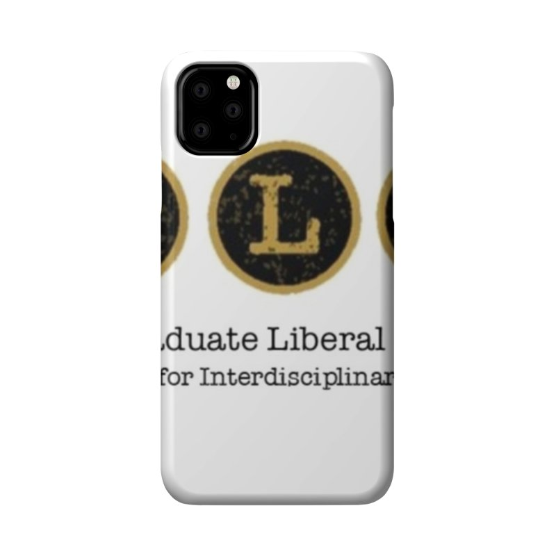 AGLSP New Logo, 2019 Accessories Phone Case by AGLSP's Swag Shoppe