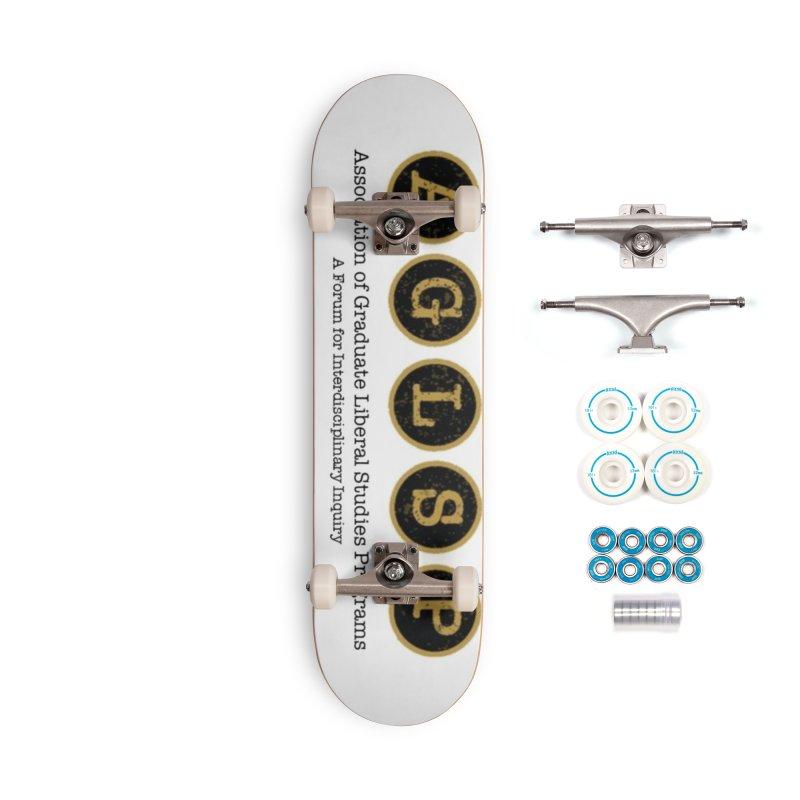 AGLSP New Logo, 2019 Accessories Skateboard by AGLSP's Swag Shoppe