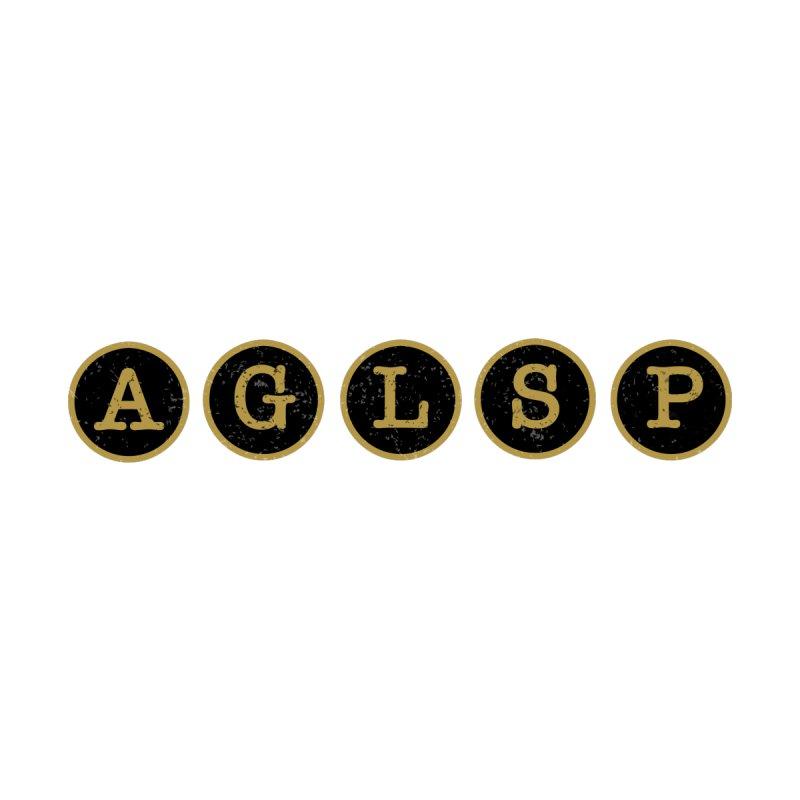 AGLSP Logo Sans Tagline by AGLSP's Swag Shoppe