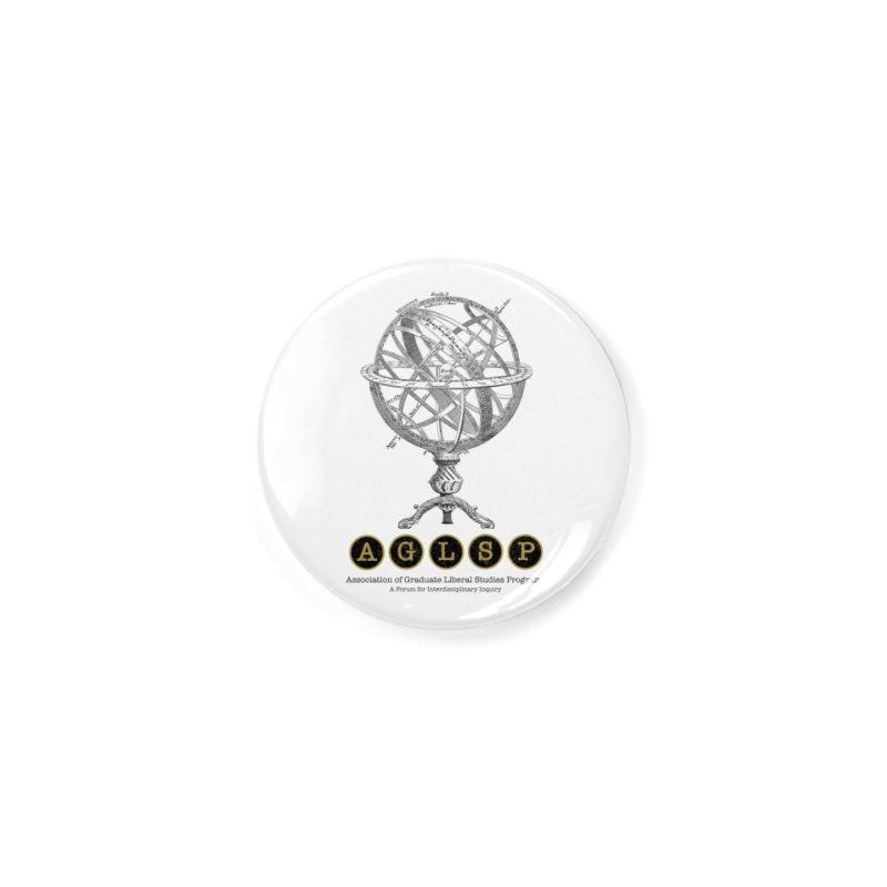 AGLSP Vintage Globe Design Accessories Button by AGLSP's Swag Shoppe