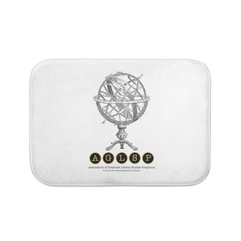 AGLSP Vintage Globe Design Home Bath Mat by AGLSP's Swag Shoppe