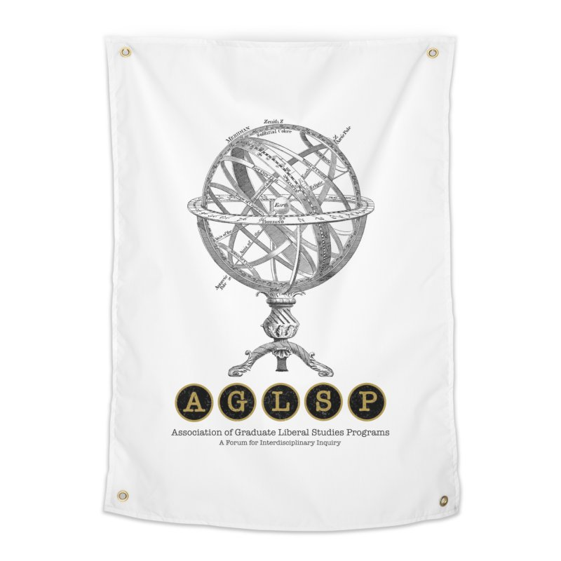 AGLSP Vintage Globe Design Home Tapestry by AGLSP's Swag Shoppe