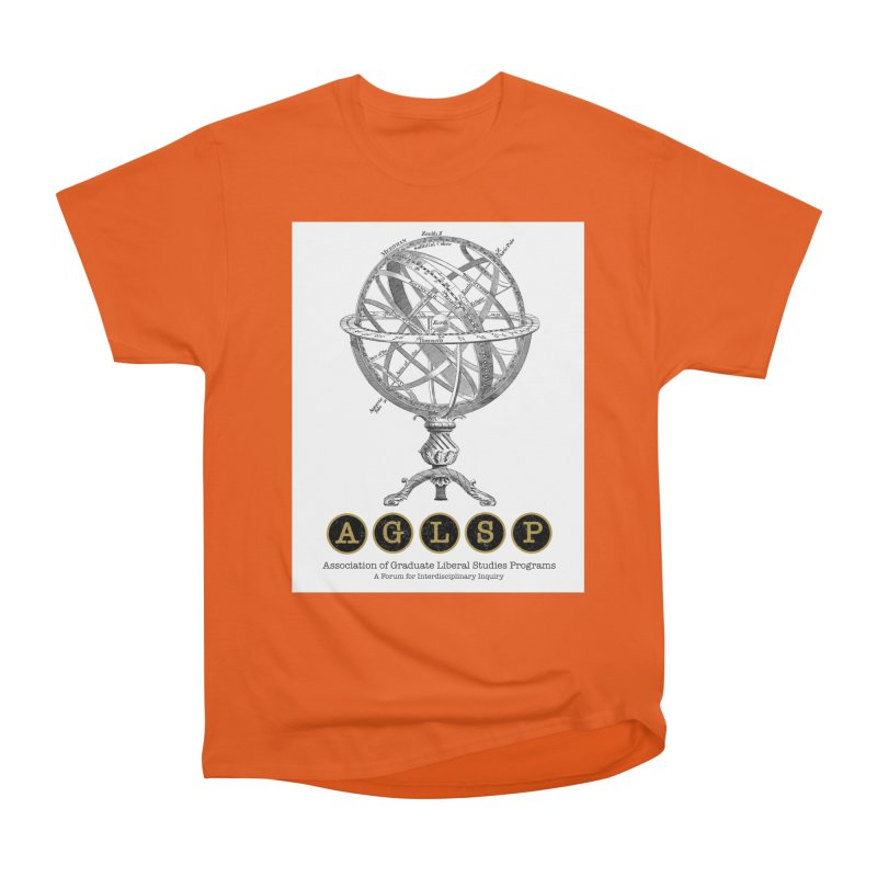 AGLSP Vintage Globe Design Men's T-Shirt by AGLSP's Swag Shoppe