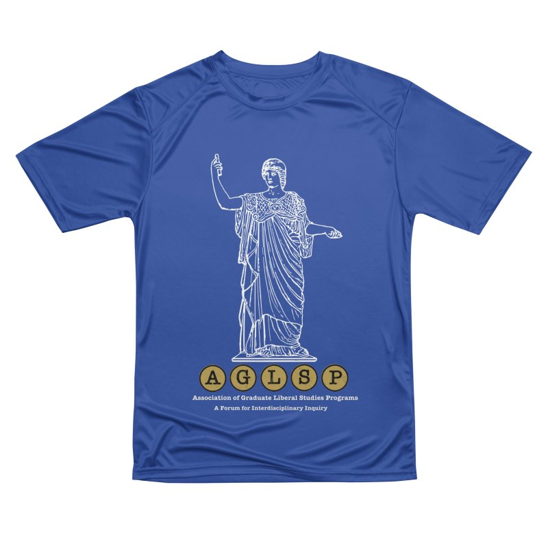 AGLSP Athena Design Women's Performance Unisex T-Shirt by AGLSP's Swag Shoppe