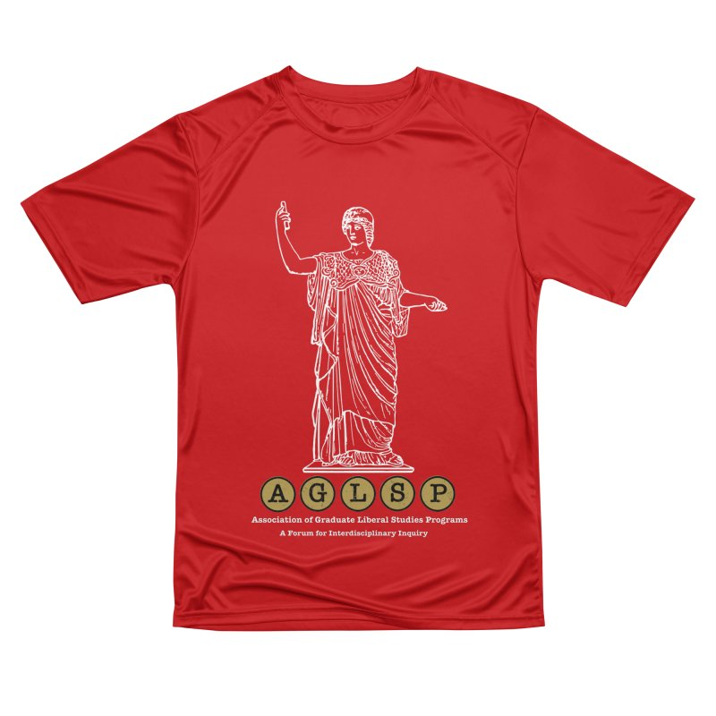 AGLSP Athena Design Men's T-Shirt by AGLSP's Swag Shoppe