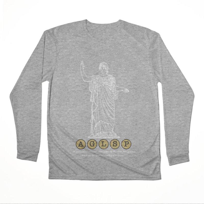 AGLSP Athena Design Women's Performance Unisex Longsleeve T-Shirt by AGLSP's Swag Shoppe