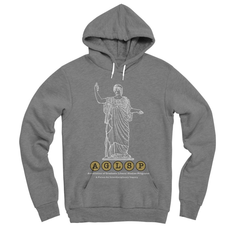 AGLSP Athena Design Women's Sponge Fleece Pullover Hoody by AGLSP's Swag Shoppe