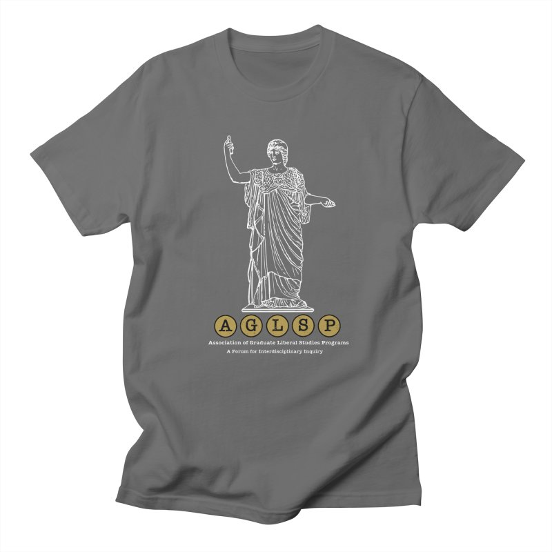 AGLSP Athena Design Men's T-Shirt by AGLSP's Swag Shoppe