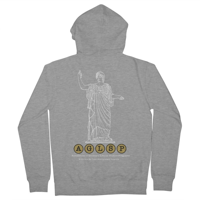 AGLSP Athena Design Women's French Terry Zip-Up Hoody by AGLSP's Swag Shoppe