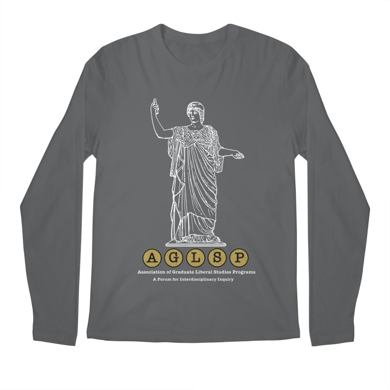 AGLSP Athena Design Men's Regular Longsleeve T-Shirt by AGLSP's Swag Shoppe