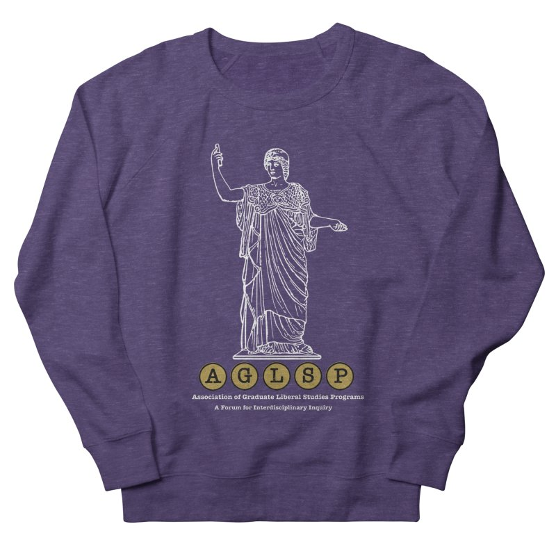 AGLSP Athena Design Men's French Terry Sweatshirt by AGLSP's Swag Shoppe