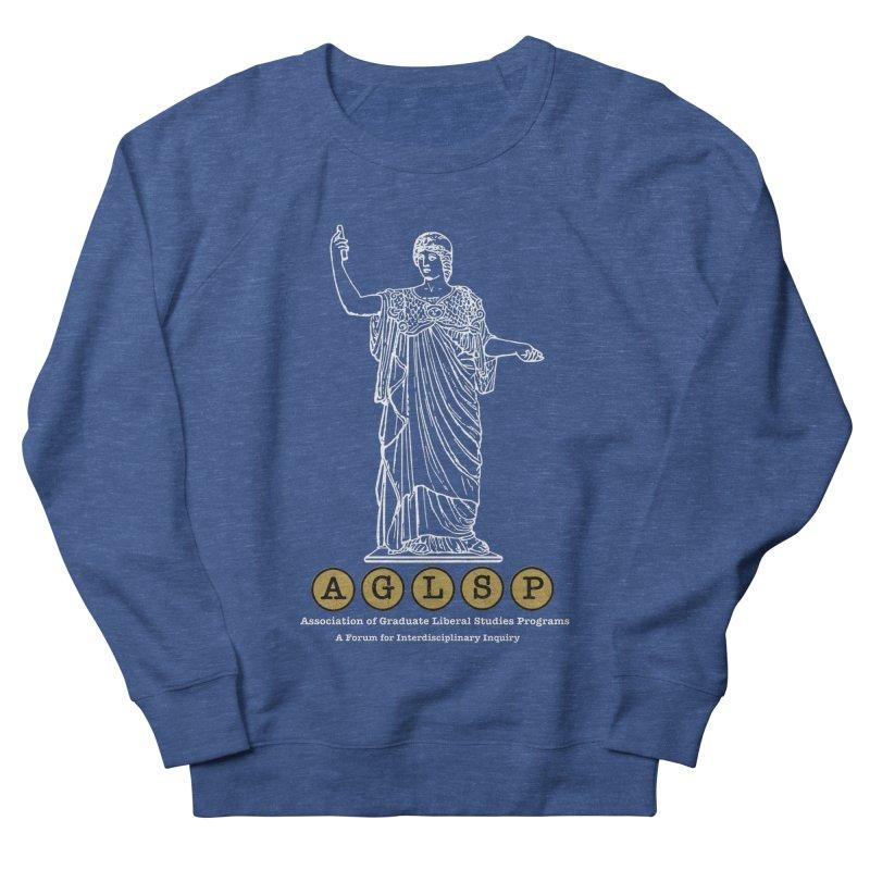AGLSP Athena Design Men's Sweatshirt by AGLSP's Swag Shoppe