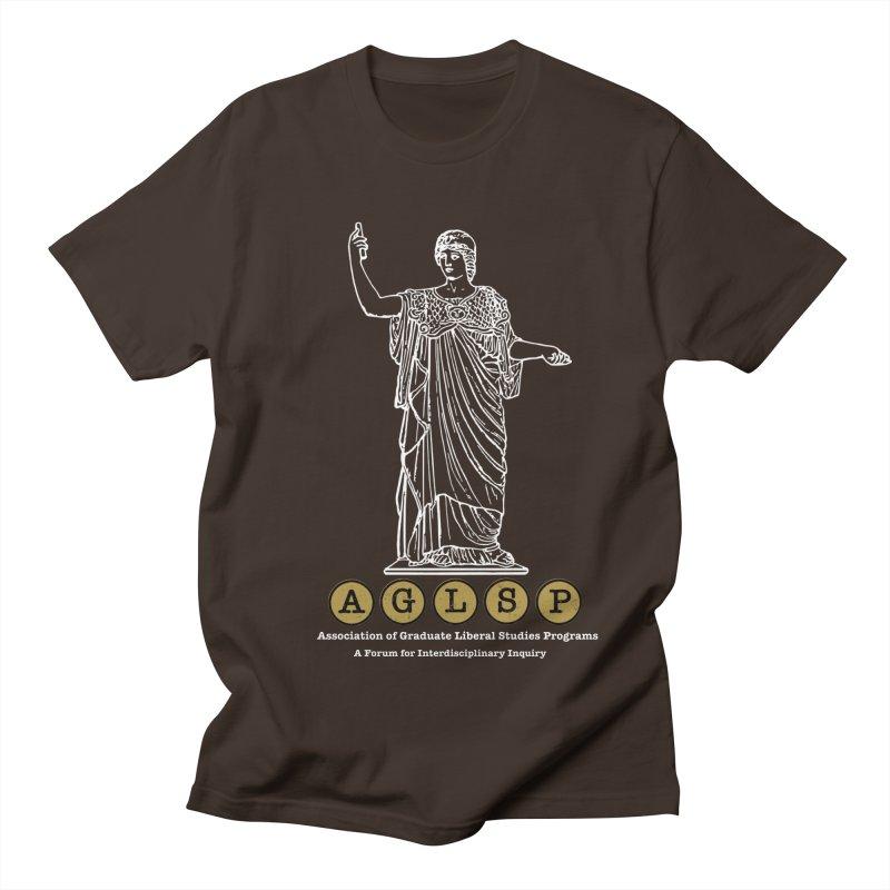 AGLSP Athena Design Men's Regular T-Shirt by AGLSP's Swag Shoppe