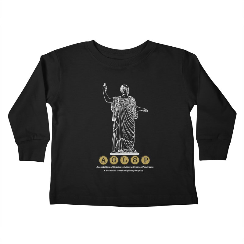AGLSP Athena Design Kids Toddler Longsleeve T-Shirt by AGLSP's Swag Shoppe