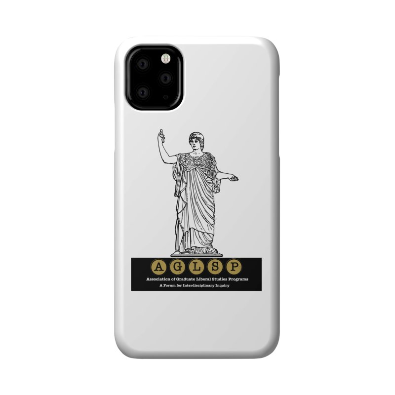 AGLSP Athena Alternate (Black Base) Accessories Phone Case by AGLSP's Swag Shoppe