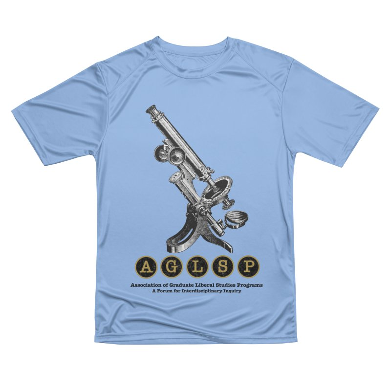 Microscopes Are Us! A New AGLSP Design Women's Performance Unisex T-Shirt by AGLSP's Swag Shoppe