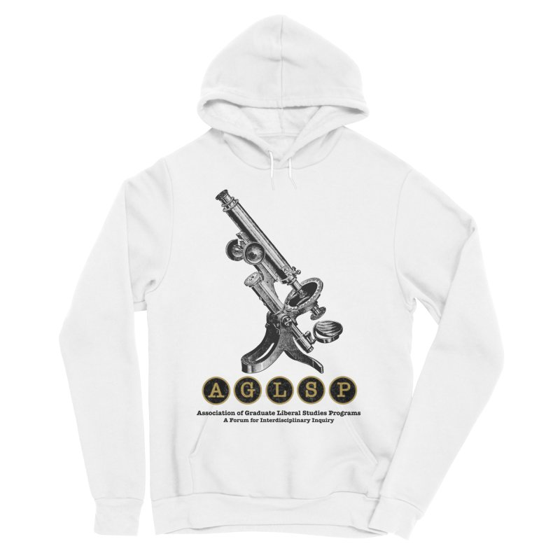 Microscopes Are Us! A New AGLSP Design Men's Sponge Fleece Pullover Hoody by AGLSP's Swag Shoppe