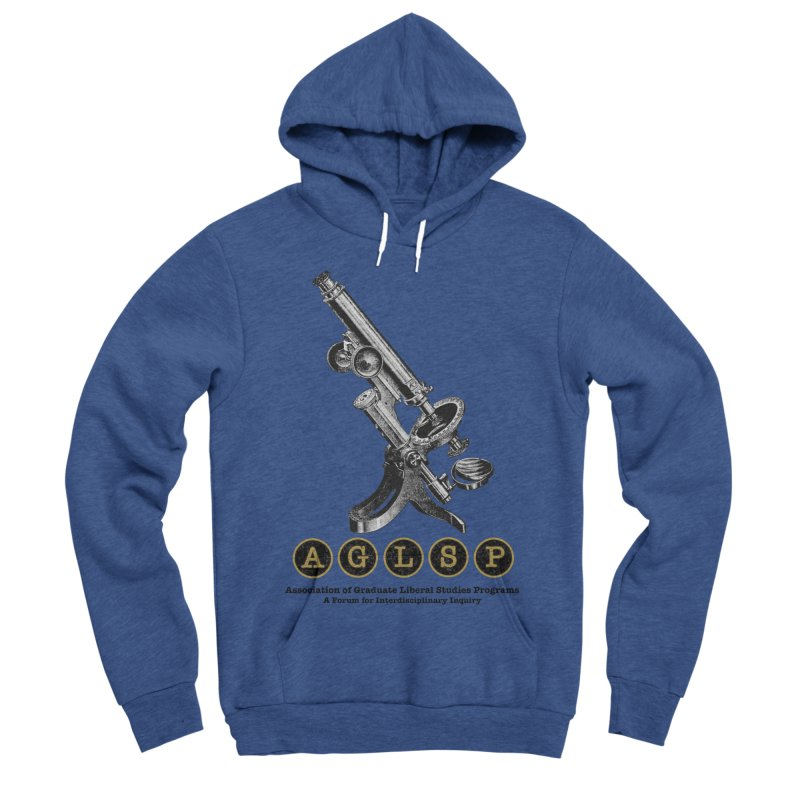 Microscopes Are Us! A New AGLSP Design Women's Sponge Fleece Pullover Hoody by AGLSP's Swag Shoppe